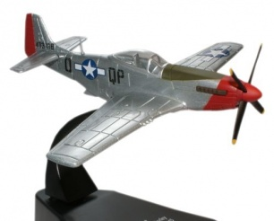 "P-51D Mustang ""Red Dog XII"" Louis Norley"