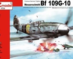 Messerschmitt Me 109G-10 (Diana) Special Markings