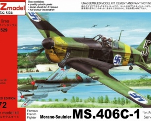 Morane Saulnier MS.406C-1 In Foreign Services