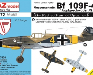 Bf 109F-4 JG3 Limited Edition