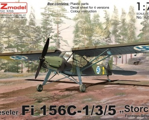 Fi 156C-1/3/5 Storch Forein Service