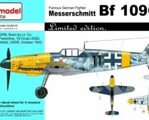 BF109 G-2 (Aces)