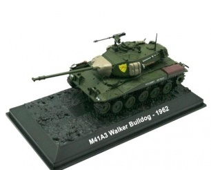 M41A3 Walker Bulldog - 1962