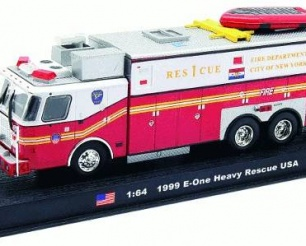 E-One Heavy Rescue - USA