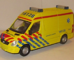 Mercedes-Benz Sprinter Ambulance NL