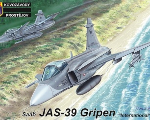 Saab JAS-39 Gripen International