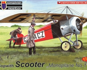 Sopwith Scooter Monoplane No. 1