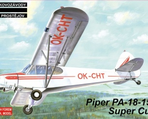 Piper PA-18-150 Super Club