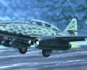 Messerschmitt Me 262 B-1a/U1 HI-TECH