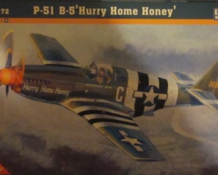 "P-51B-5 Mustang ""Hurry Home Honey"""