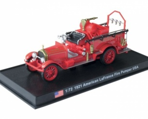 AMERICAN LA FRANCE FIRE PUMPER 1921
