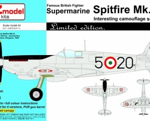 Spitfire Mk. IX E (Limited edition)
